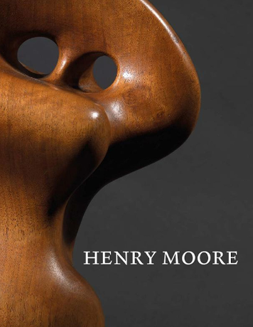 Henry Moore Exhibition Catalogue 2015