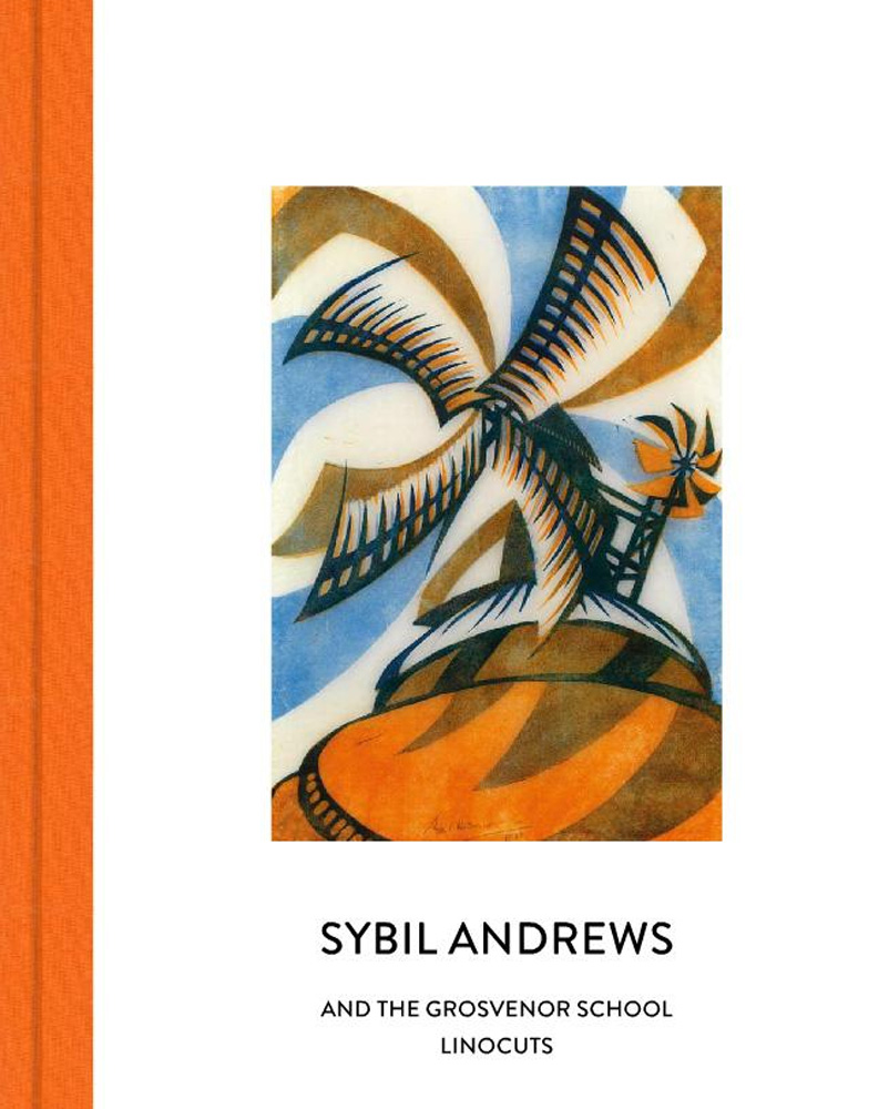 Sybil Andrews Exhibition Catalogue