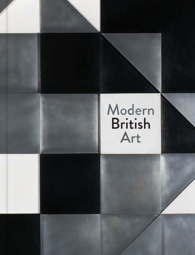 Modern British Art 2018