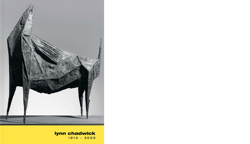 Lynn Chadwick Exhibition Catalogue 2019