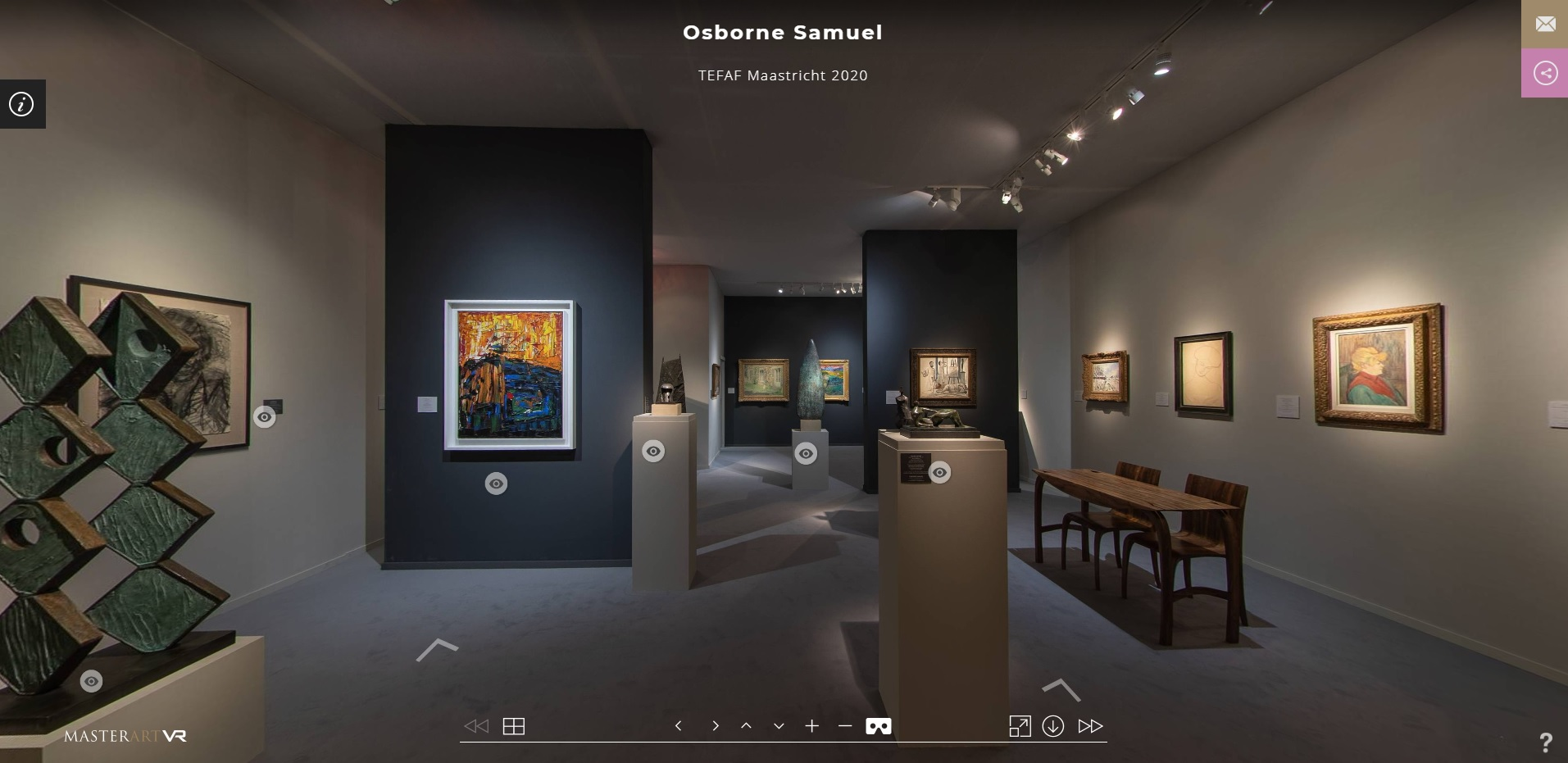TEFAF 2020 Virtual Tour
