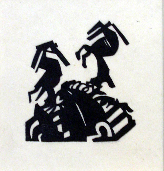 Logo for the Ovid Press
