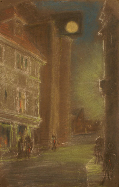 Untitled (Street Lamp)