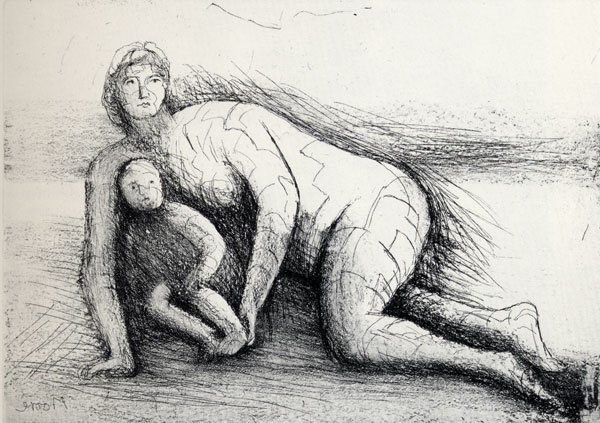Mother and Child XXIV