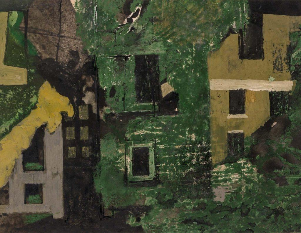 Demolished Houses in St John's Wood