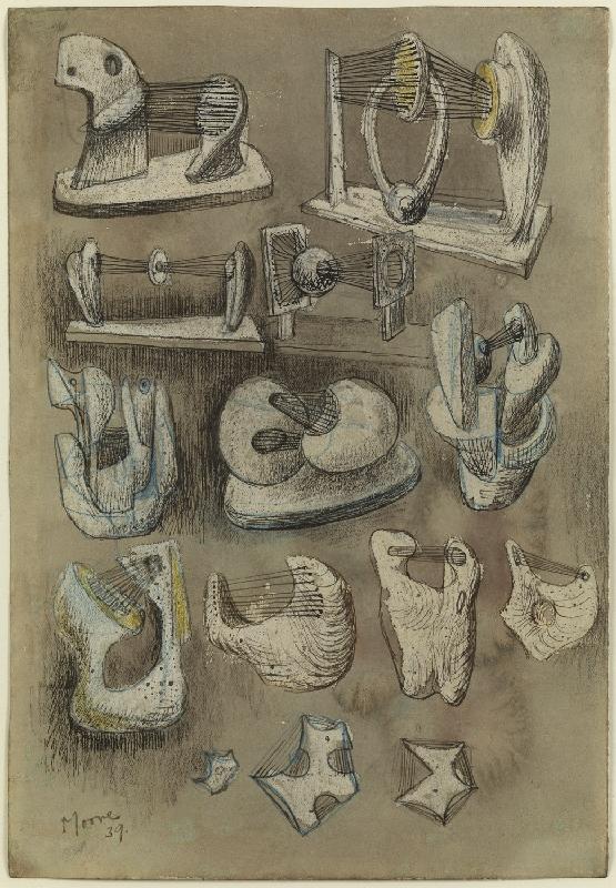 Fourteen Ideas for Sculpture