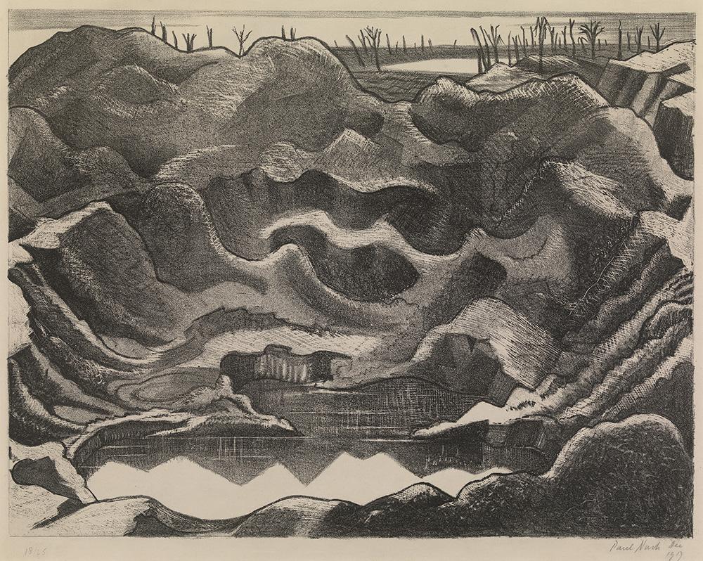 Mine Crater (Hill 60)