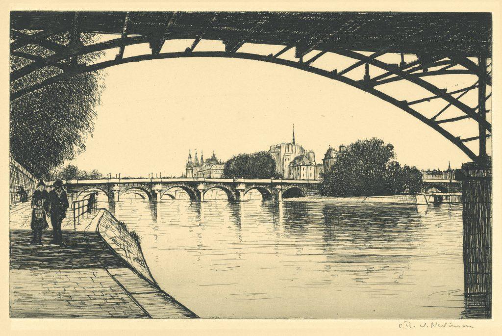 La Cite, Paris