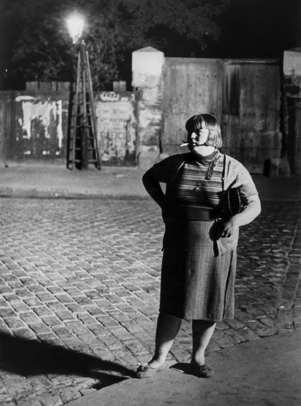 Staff Feature: Brassai's Fille de Joie, Quartier d'Italie, 1932