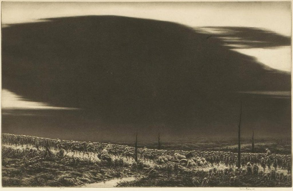 September 13 1918, St.Mihiel (The Great Black Cloud)