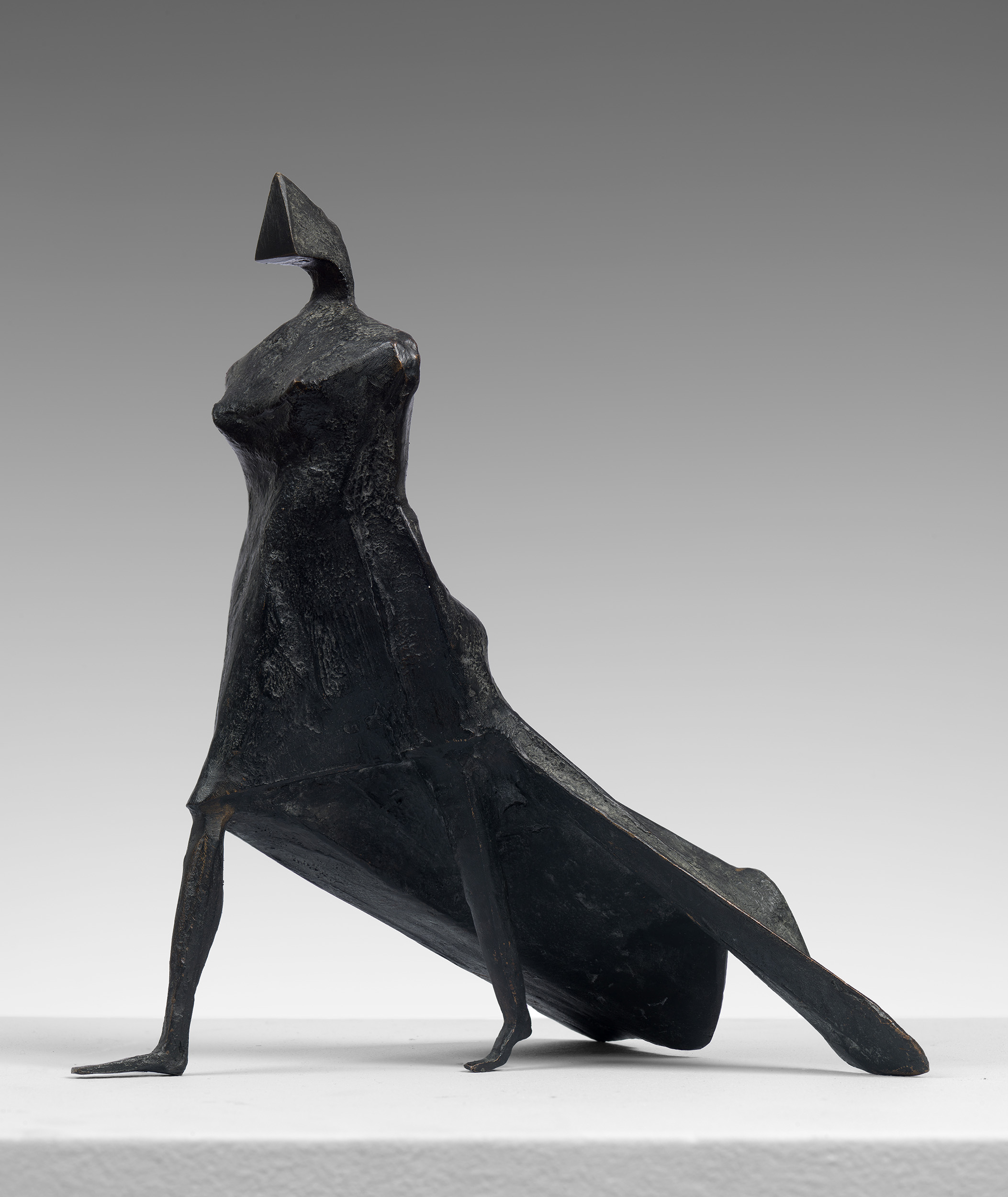 Maquette VII Walking Woman