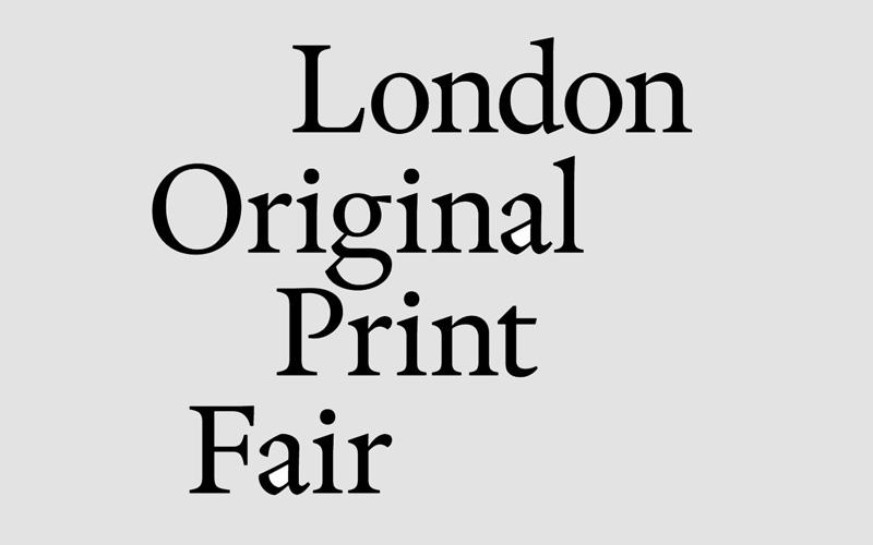 London Original Print Fair Cancelled