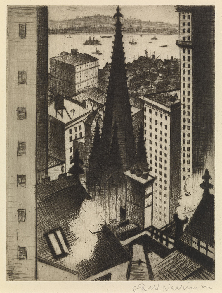 The Temples of New York