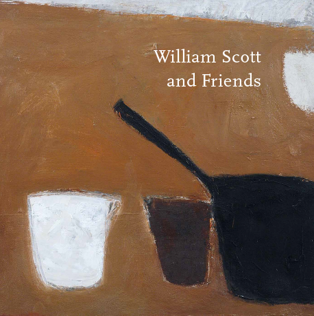 William Scott Exhibition Catalogue