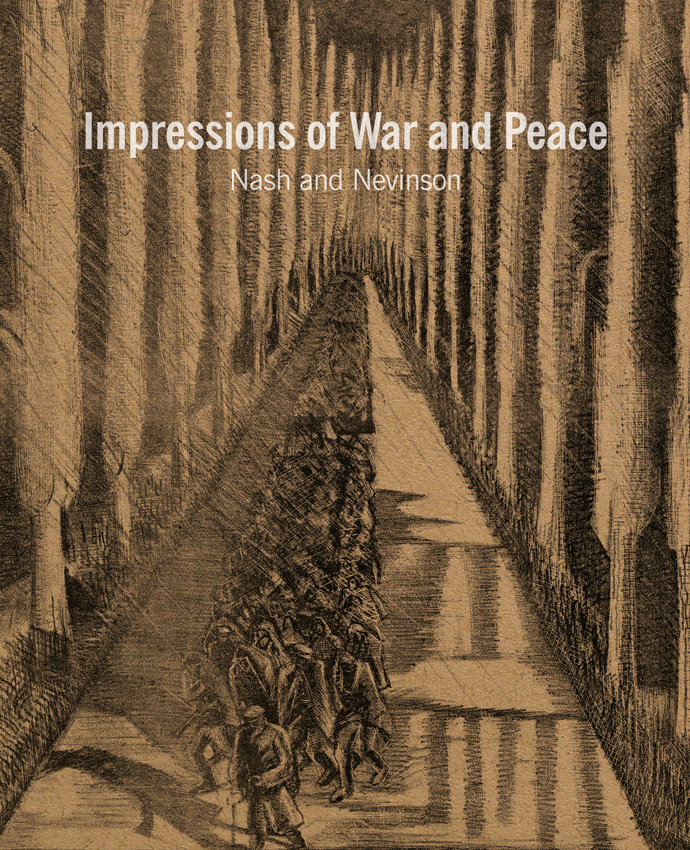 Nash and Nevinson: Impressions of War and Peace