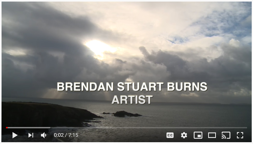Brendan Stuart Burns at Osborne Samuel, 2015