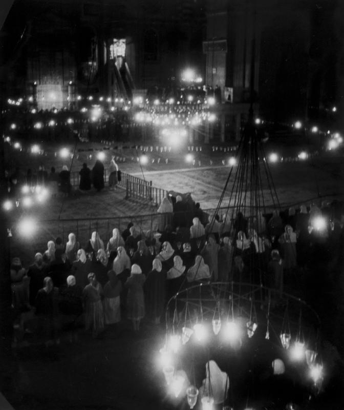 Le Souleymanie pendant la Fete du Ramadan, Hagia Sophia, Istanbul