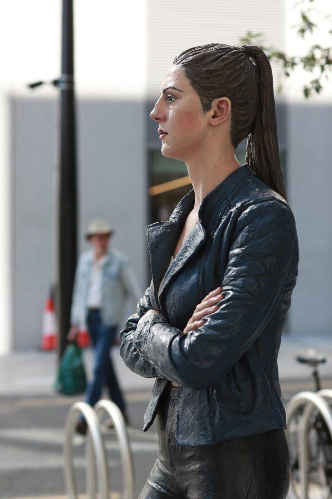 Standing Figure (Woman)