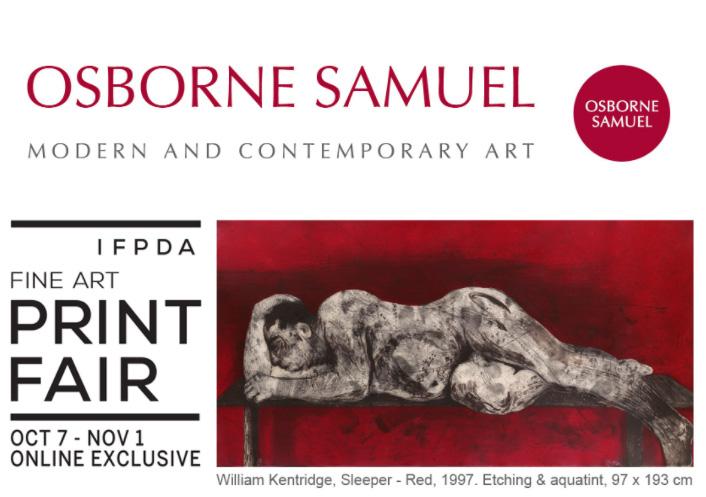 IFPDA Fine Art Print Fair Online