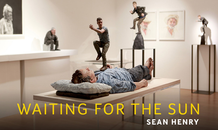 Sean Henry Exhibition Newsletter