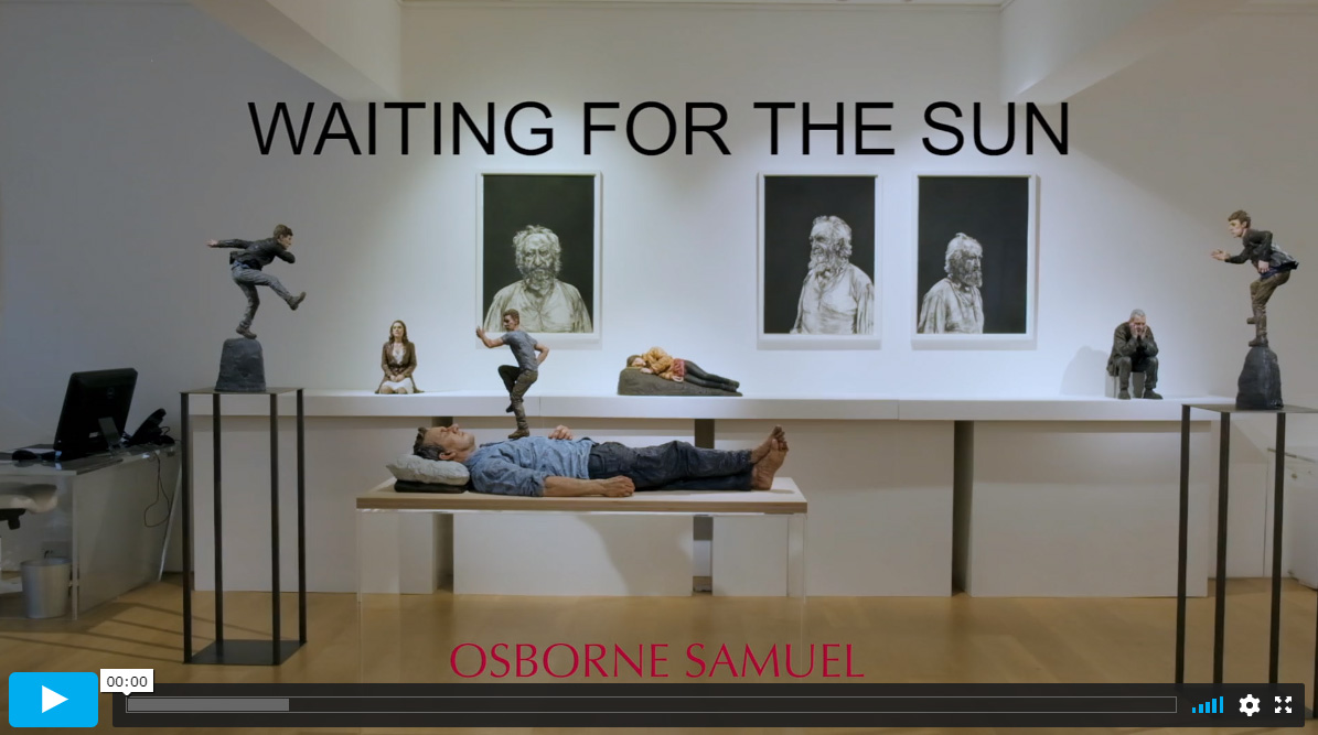 Exhibition Video – Sean Henry: Waiting For The Sun
