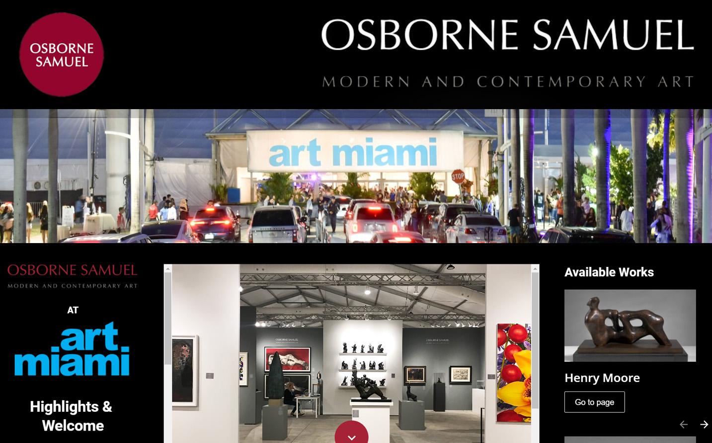 Art Miami 2020 Newsletter