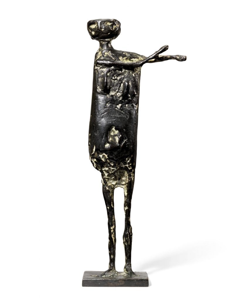 Standing Figure with Arm Sideways