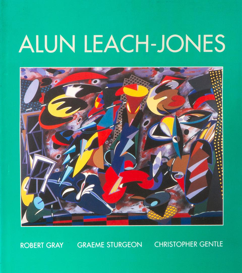 Alun Leach-Jones