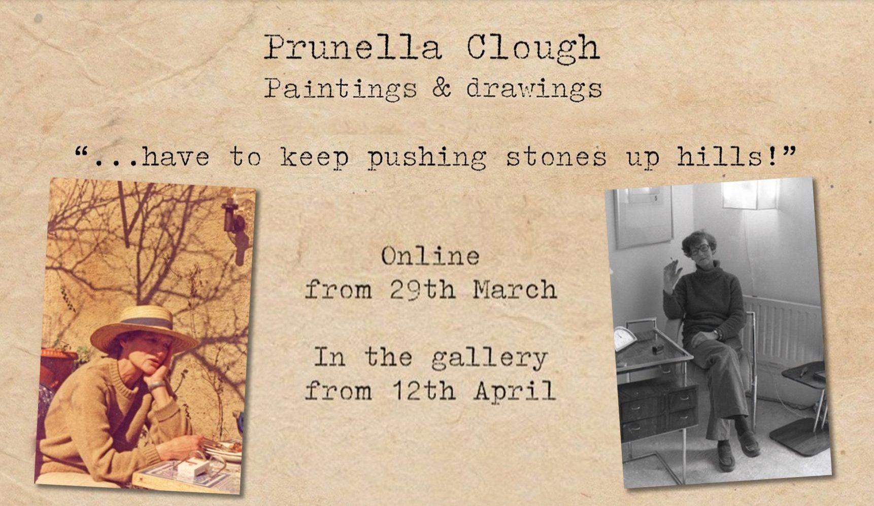 Prunella Clough: Paintings & Drawings