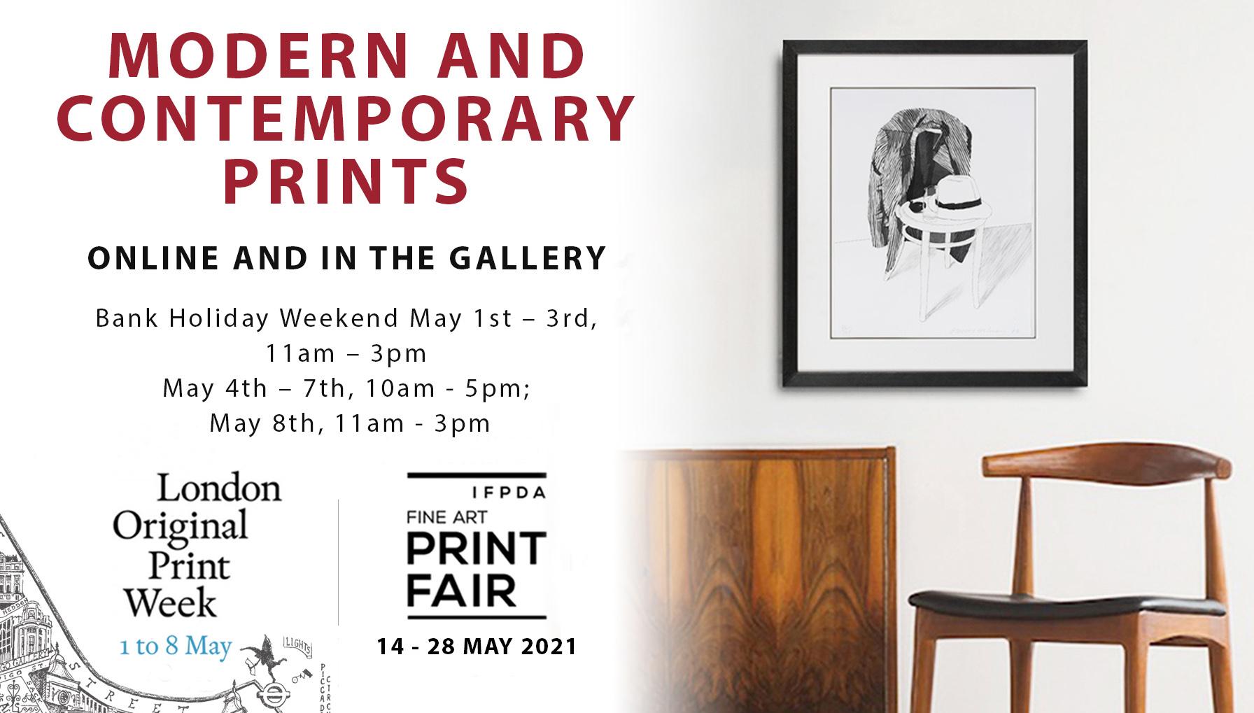 Modern & Contemporary Prints