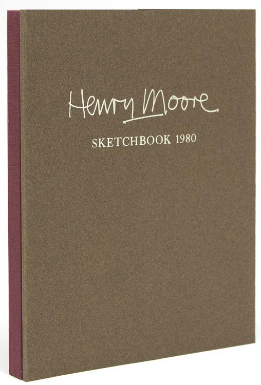 Henry Moore: Sketchbook 1980