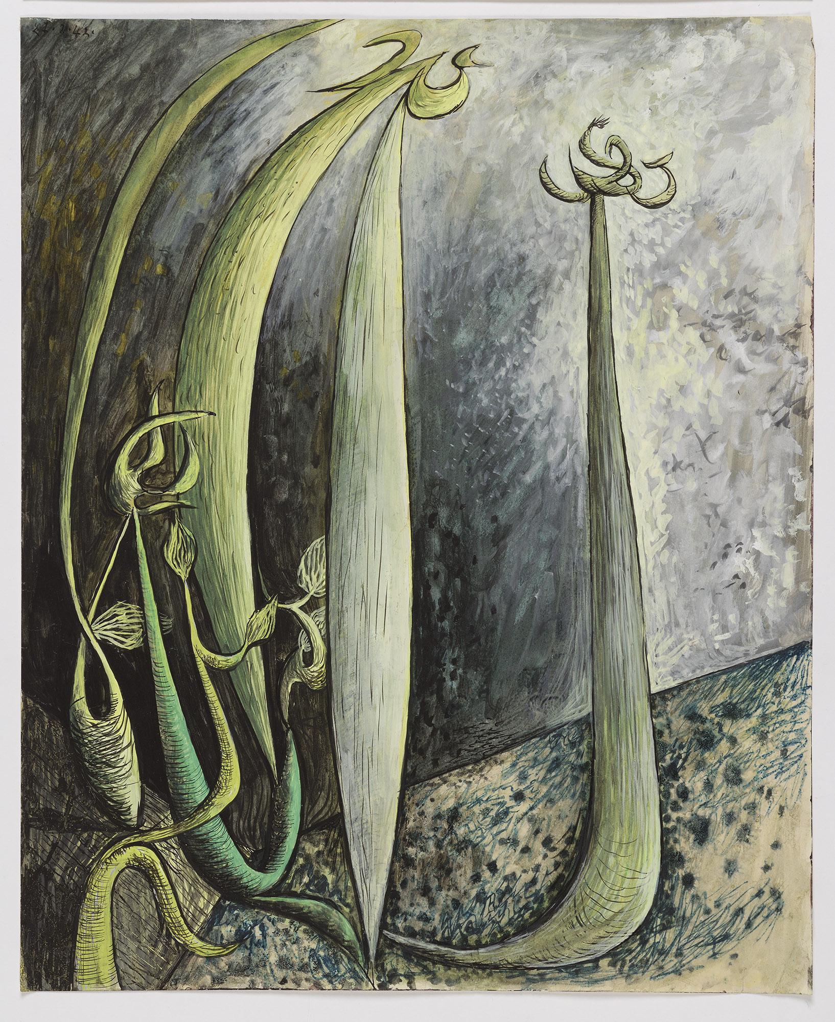 Metamorphic Plant I