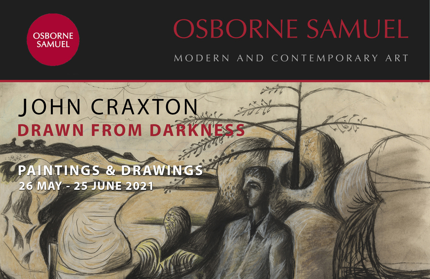John Craxton Exhibition Newsletter