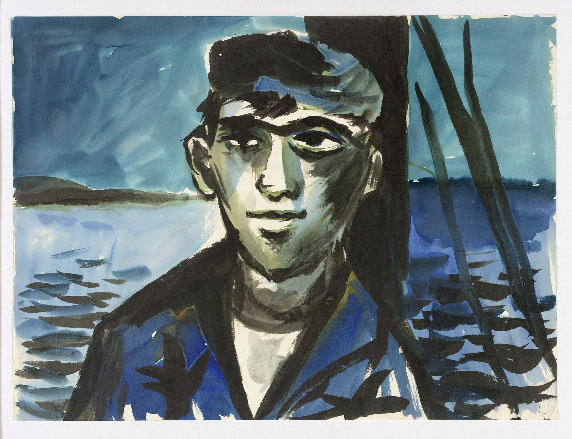 Breton Fisherman
