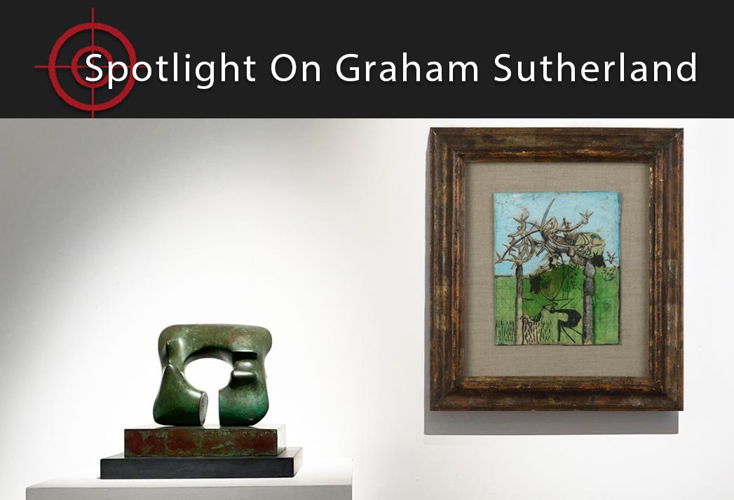 Spotlight On: Graham Sutherland